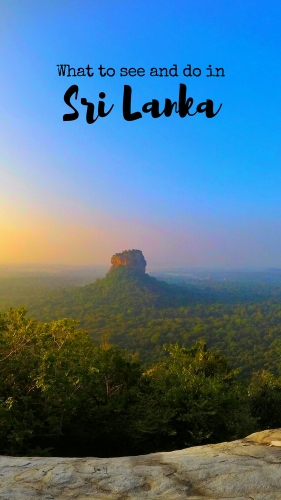 Climb Pidurangala Rock and See Sigiriya Rock - Things to do in Sri Lanka