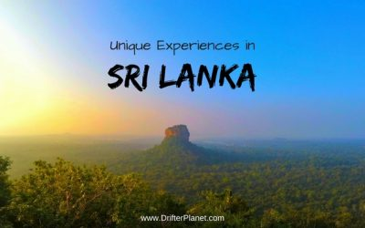 13 Amazing Things to do in Sri Lanka [in 2017]