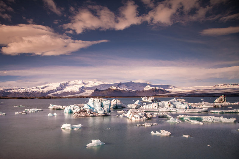 Jokulsarlon Glacial Lagoon - Iceland - the land of Ice and Fire