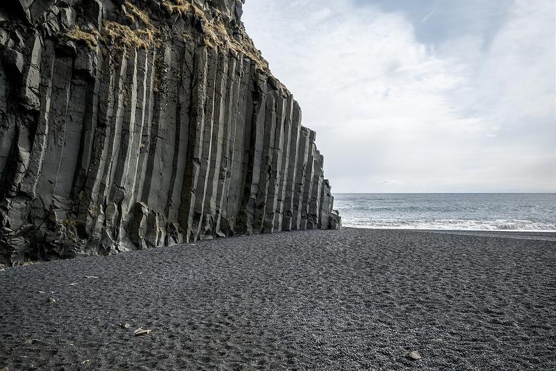Reynisfjara, Black Sand Beach, Iceland