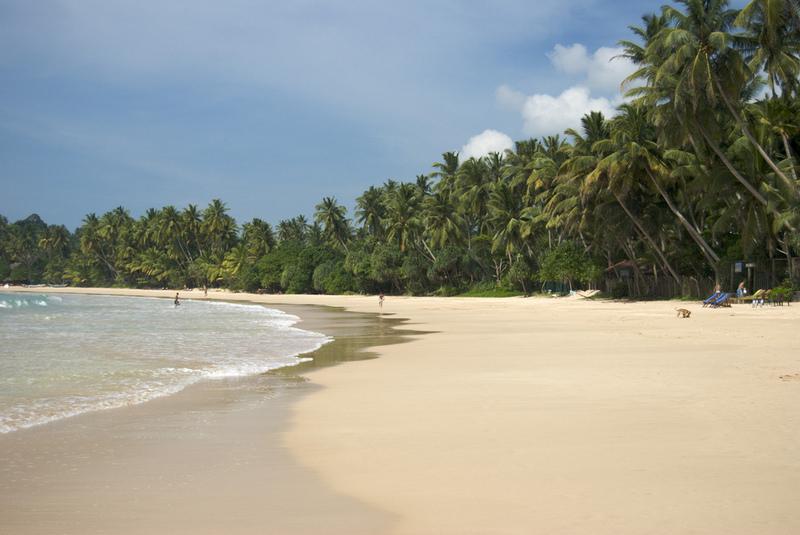 Mirissa beach - Sri Lanka Itinerary