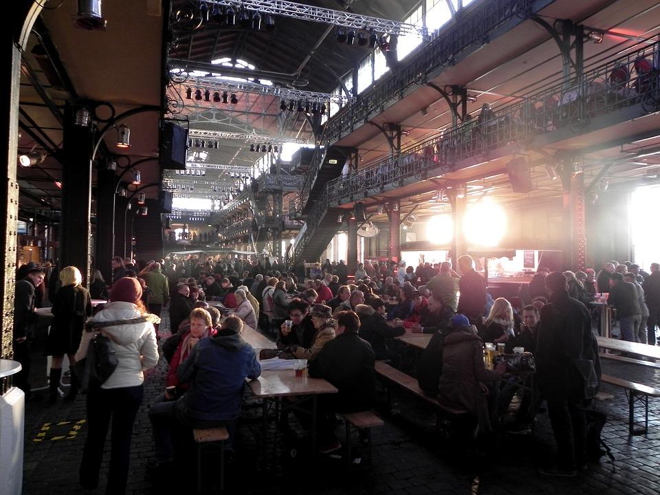 Der Fischmarkt - Hamburg Fish Market