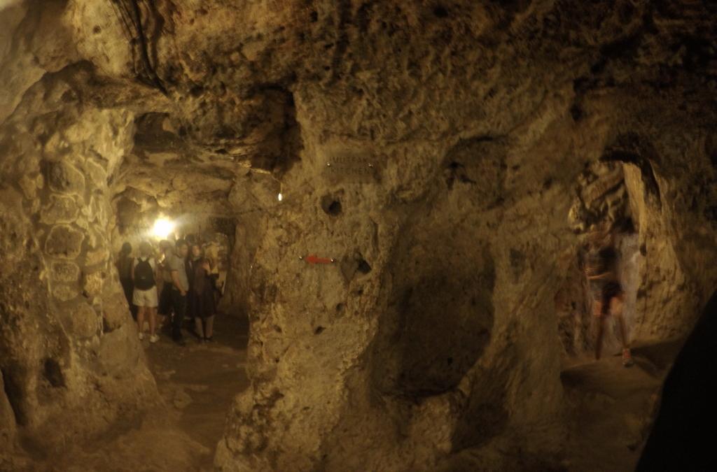 Cappadocia's underground city