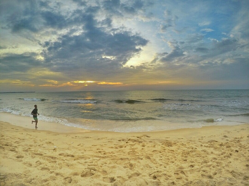 Negombo Beach - Sri Lanka Itinerary