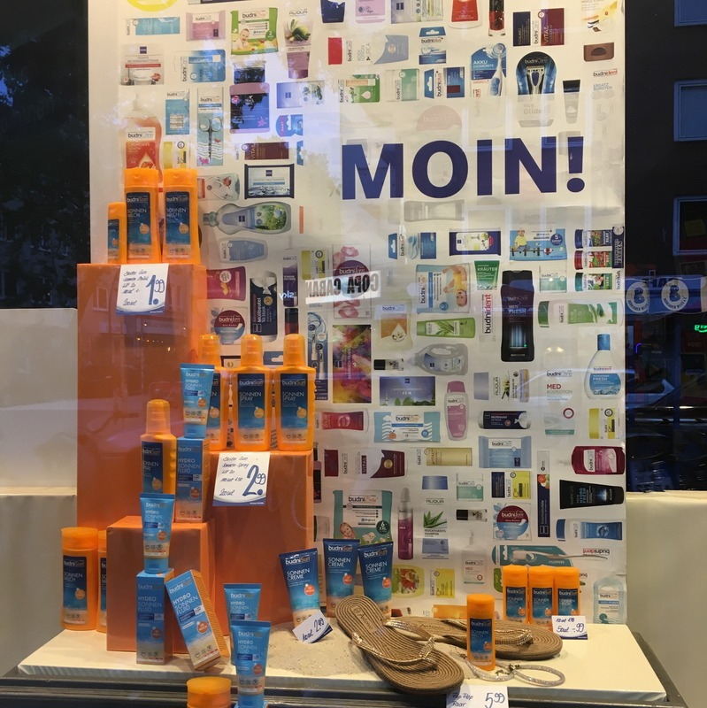 """Moin"" in Hamburg"