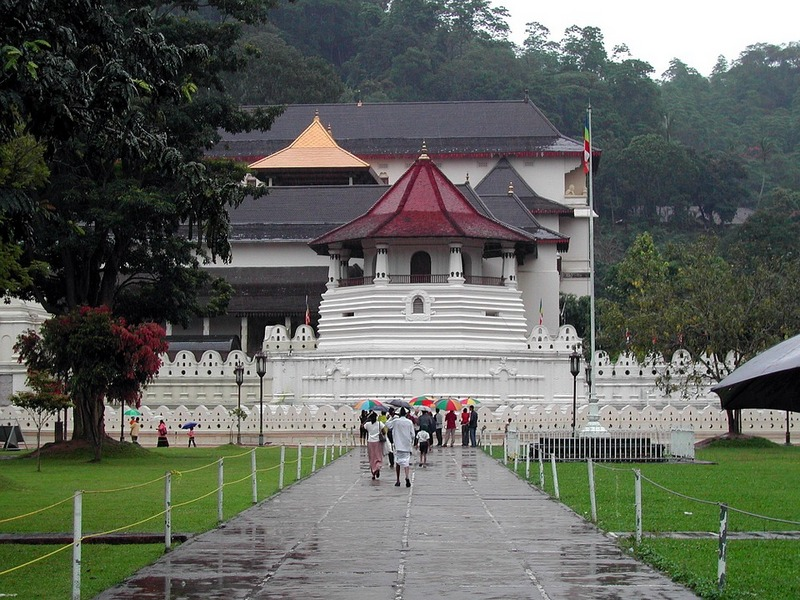 Kandy - Sri Lanka Itinerary