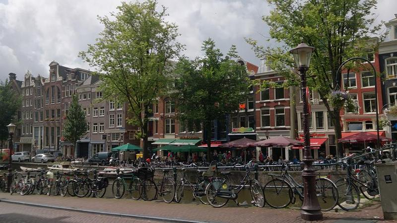 Amsterdam is the most bicycle-friendly city - Amsterdam Travel Tips