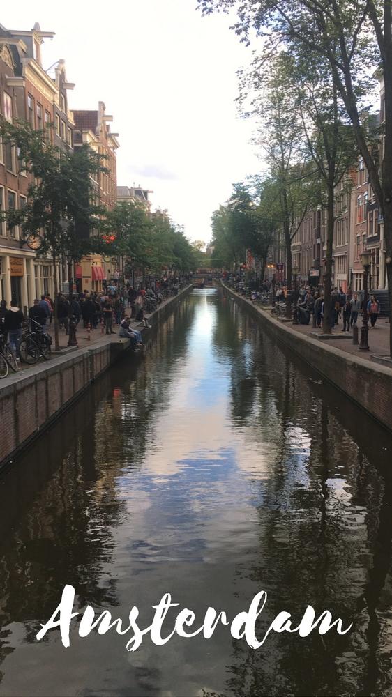 Amsterdam is so pretty - Amsterdam Travel tips