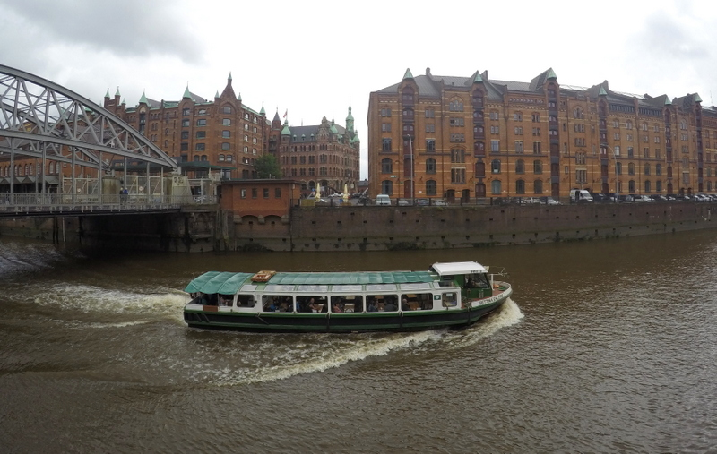 Boat tour - things to do in Hamburg, Germany