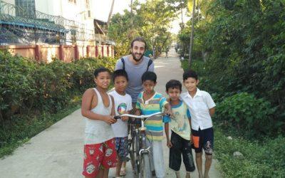 Day Trip to Dala Village near Yangon, Myanmar