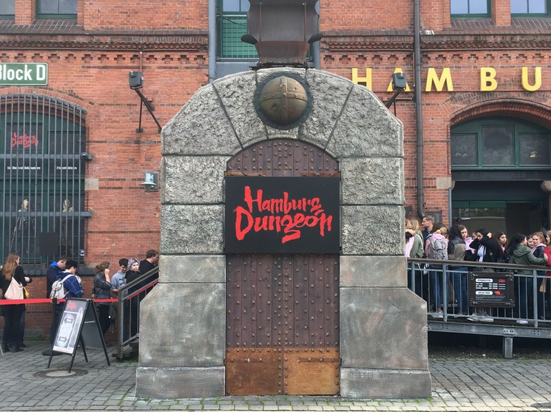 Hamburg Dungeon - things to do in Hamburg, Germany