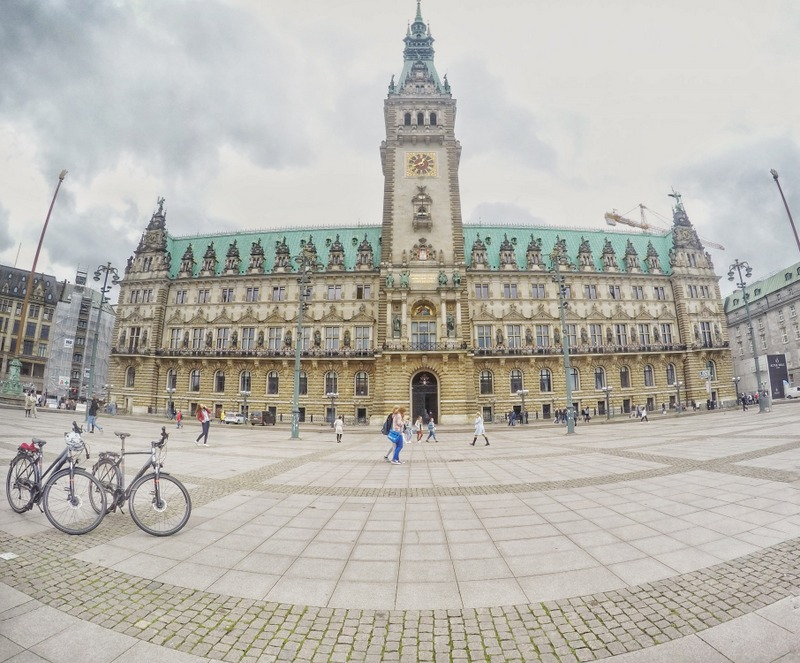 Hamburg Rathaus - town hall - things to do in Hamburg, Germany