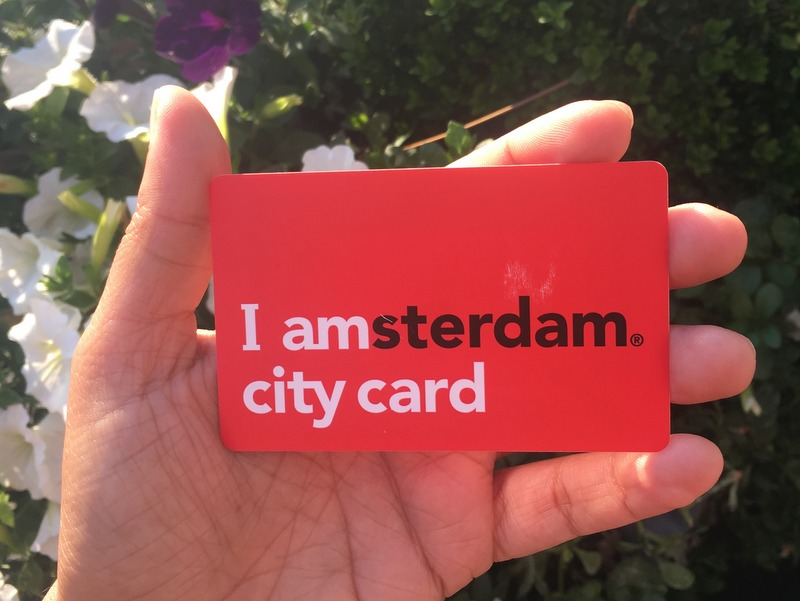 I Amsterdam City Card - Amsterdam Travel tips