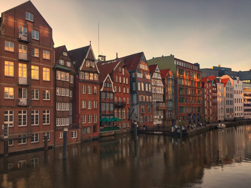 Nikolaifleet - Hamburg's Prettiest Canal