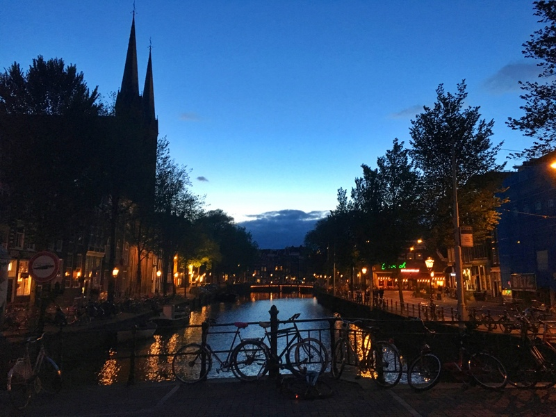 Amsterdam is breathtaking - Amsterdam travel tips