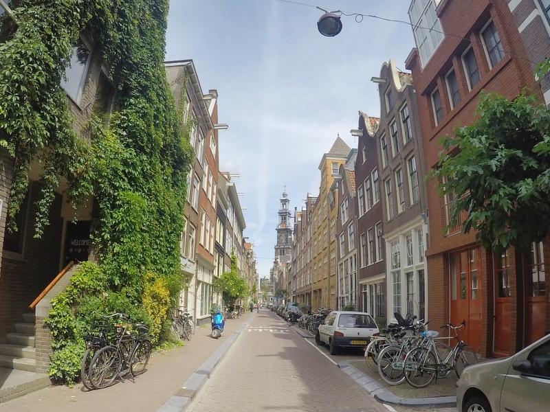 Jordaan, Amsterdam - travel tips for Amsterdam