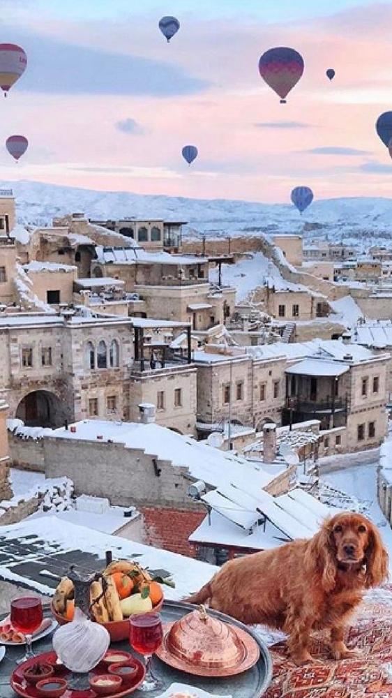 Beautiful Spots in Cappadocia, Turkey - that are Instagram Worthy