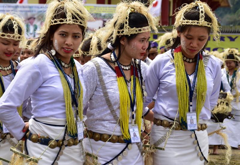 Beautiful Locals of Dambuk, Arunachal Pradesh