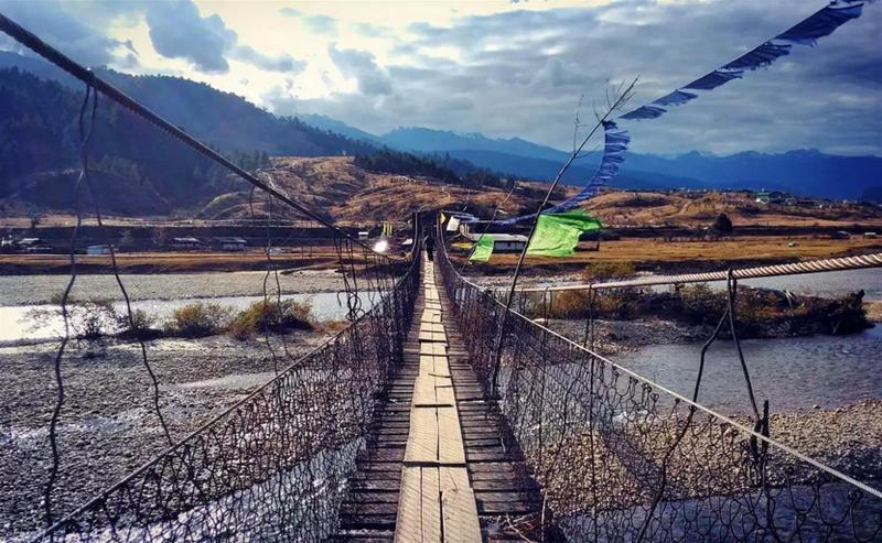 Dambuk - Arunachal Pradesh, Northeast India
