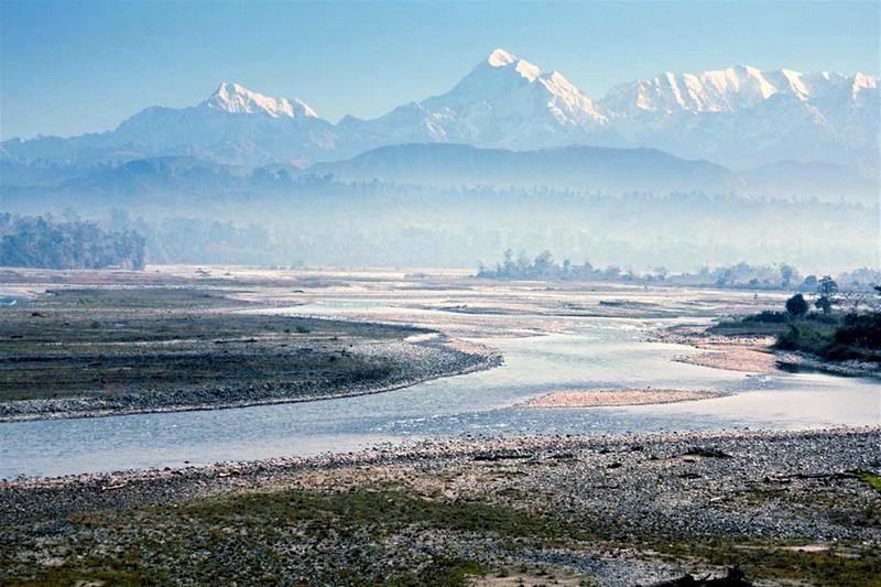 Dambuk - places to visit in Arunachal Pradesh