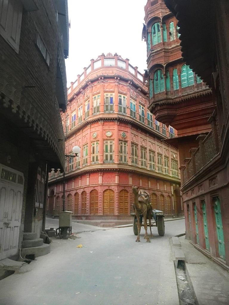 Rampuria Haveli - the pride of Bikaner, Rajasthan