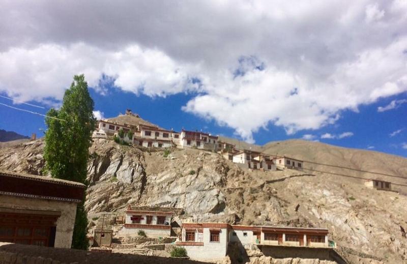 Lamayuru Monastery, Leh Ladakh Road Trip Itinerary
