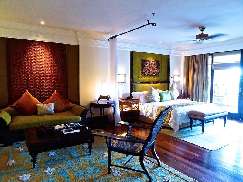 St Regis suite Nusa Dua