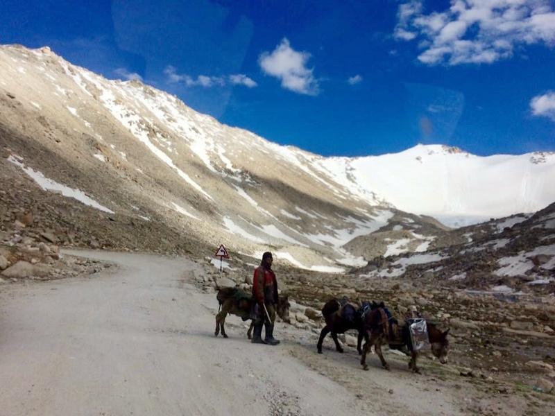 Leh to Khardungla - Ladakh Road Trip Itinerary