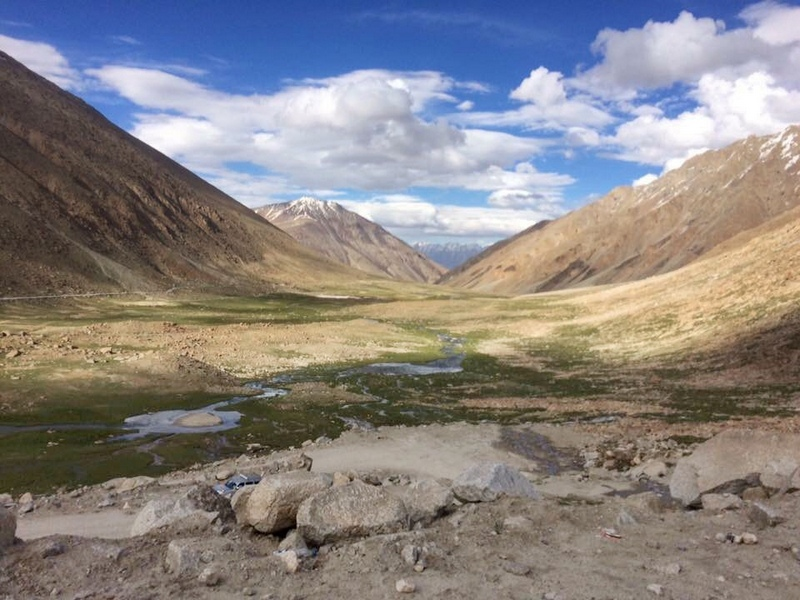One of the most stunning views - Ladakh Road Trip Itinerary