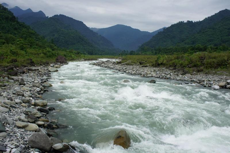 Vijoynagar - Arunachal Pradesh, Northeast India