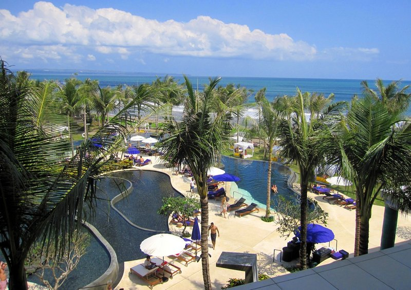 Peppers Seminyak Bali - where to stay in Bali