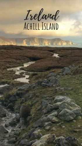 Achill Island, Ireland - on the Wild Atlantic Way