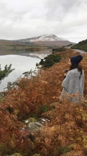 Achill Island, Ireland - in Mayo County on the Wild Atlantic Way