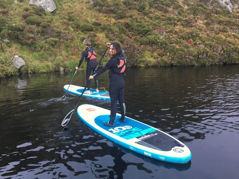Stand up Paddleboarding with Pure Magic - Achill Island, Ireland