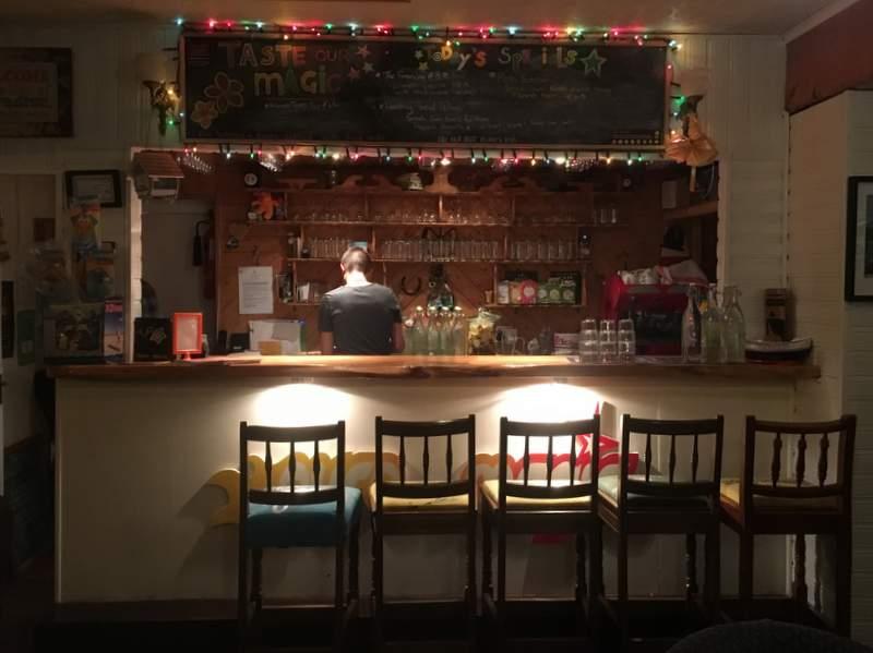 Pure Magic's Lovely Bar - Achill Island, Co Mayo, Ireland