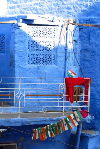 Jodhpur's Blue Houses - places to visit in Rajasthan, India