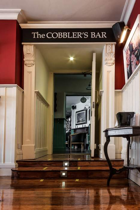 Cobblers Bar, Westport, County Mayo, Ireland