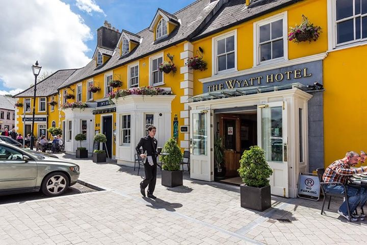 The Wyatt Hotel, Westport, Mayo, Ireland