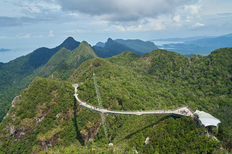 Langkawi Sky Bridge - Places to see in Langkawi, Malaysia