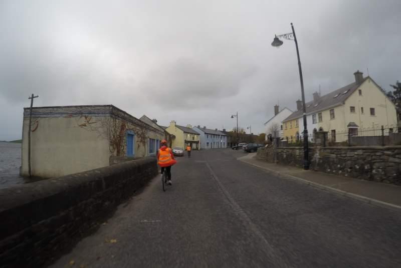 Cycling in Westport, Ireland