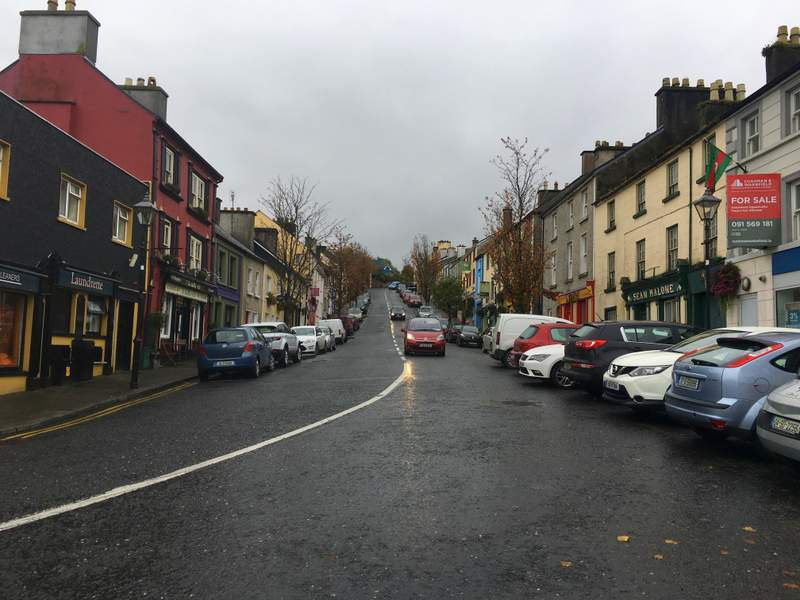 Extremely tidy streets - Westport, Ireland