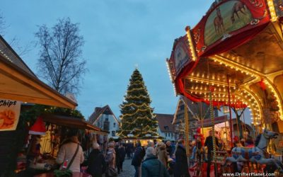 My First German Christmas Market – Christkindlmarkt Wiedenbrück