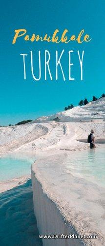 Pamukkale, Turkey - Spectacular Travertine Thermal Pools