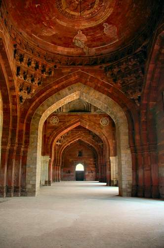 Old Fort or Purana Qila - Old Delhi Places to see
