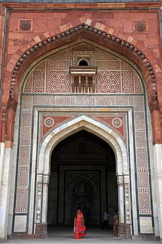 Old Fort or Purana Qila - Old Delhi Places to visit