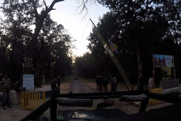 Kanha National Park's Khatia Entry Gate
