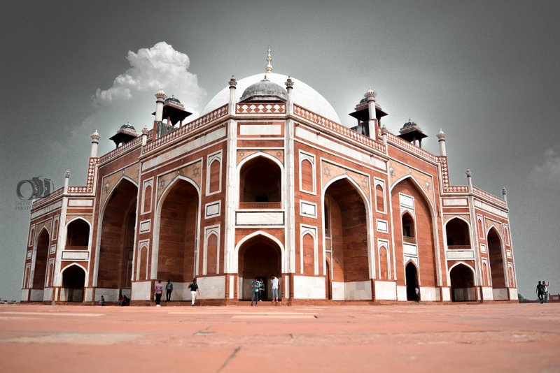 Humayun's Tomb, Delhi - Places to see in Delhi