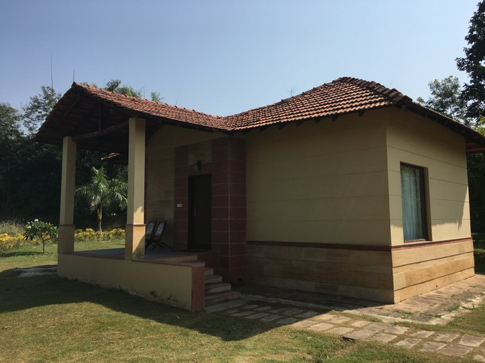 My cottage in Soulacia Hotel, Kanha National Park