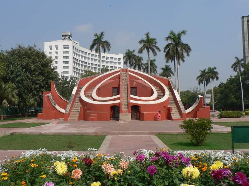 Jantar Mantar in Delhi - places to see