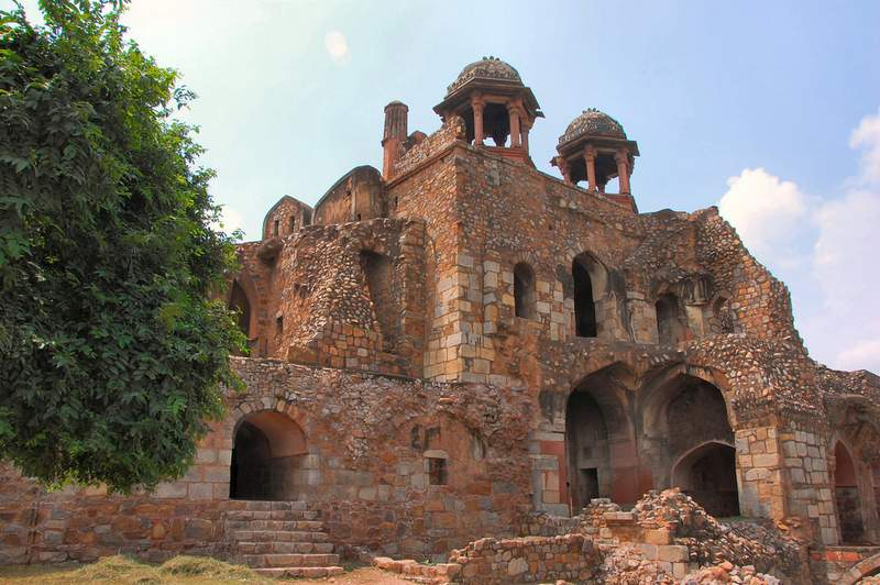 Old Fort or Purana Qila - Historical Places to visit in Delhi